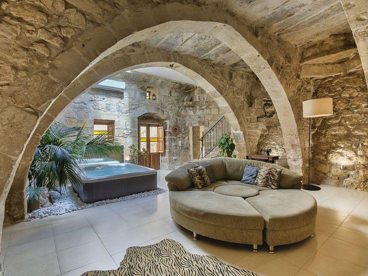 Maravillosa casa para 4 personas en Malta