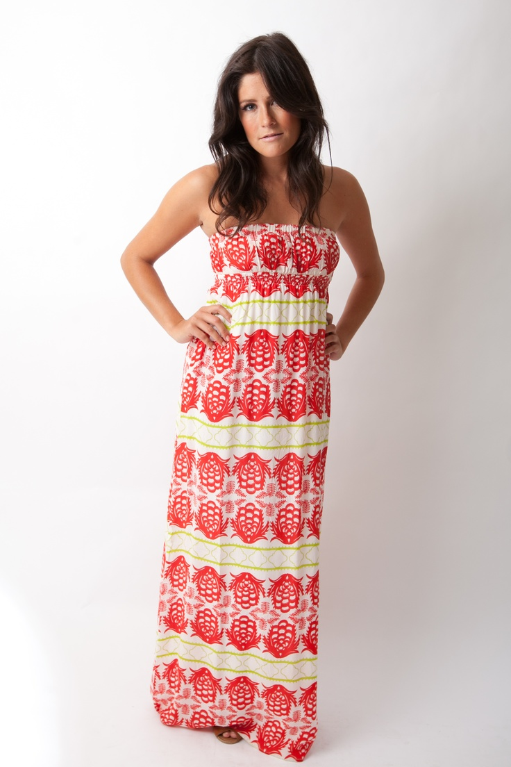Athena massey red alert pictures to pin on pinterest - Sheridan French Athena Dress In Bold India Floral
