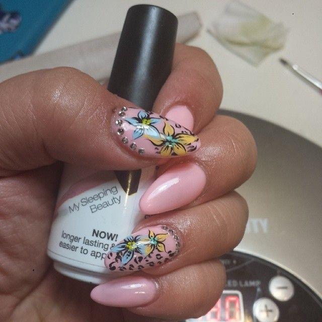Sleeping Beauty Nails: 1000+ Images About NSI Polish Pro On Pinterest
