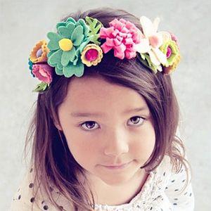 Más de 1000 ideas sobre Coronas De Flores Para El Cabello en Pinterest