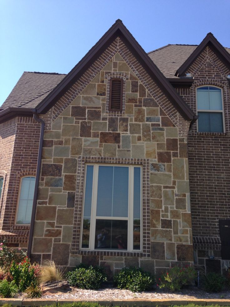 31 best ideas about brick stone on pinterest stains - Racholas exterior ...