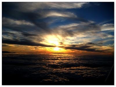 Небо изнад Хераклиона Остров Крит