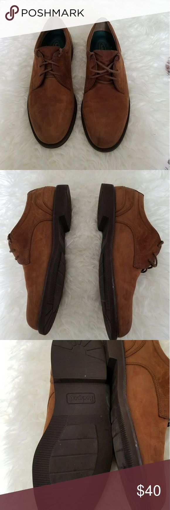 🍁🍁Mens ROCKPORT shoes size 12🍁🍁 Great condition, looks like they have only been worn a few times. Rockport Shoes Loafers & Slip-Ons