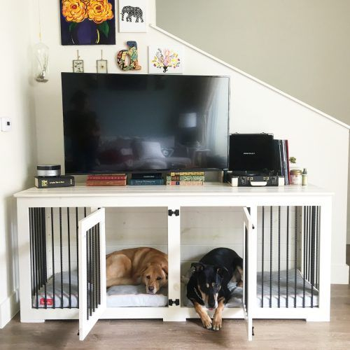 Dog friendly furniture Luxury Dog Friendly Decor Interior Design Blog How To Must Do Dogs Dog Crate Pets Golias Dog Friendly Decor Interior Design Blog How To Must Do Dogs