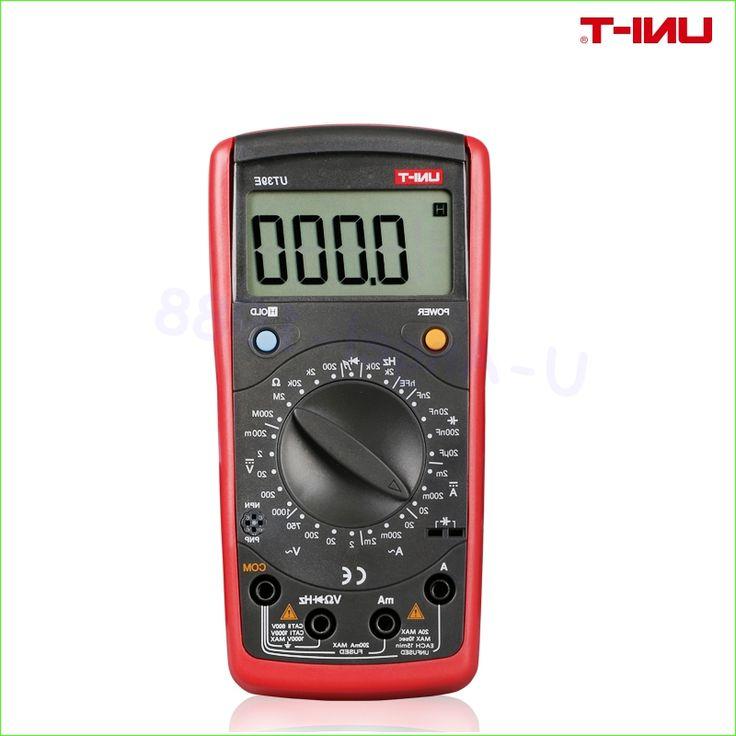 38.54$  Buy now - https://alitems.com/g/1e8d114494b01f4c715516525dc3e8/?i=5&ulp=https%3A%2F%2Fwww.aliexpress.com%2Fitem%2FUNI-T-UT39E-General-Manual-Range-Digital-Multimeters-UT-39E-Transistor-DC-AC-Volt-Ampere-Resistance%2F32673240996.html - UNI-T UT39E General Manual Range Digital Multimeters UT 39E Transistor DC AC Volt Ampere Resistance Capacitance Frequency Meter
