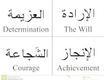 I will μεταφράσω το κείμενο σου απο Αγγλικά σε Αραβικά 400 λέξεις for 10€