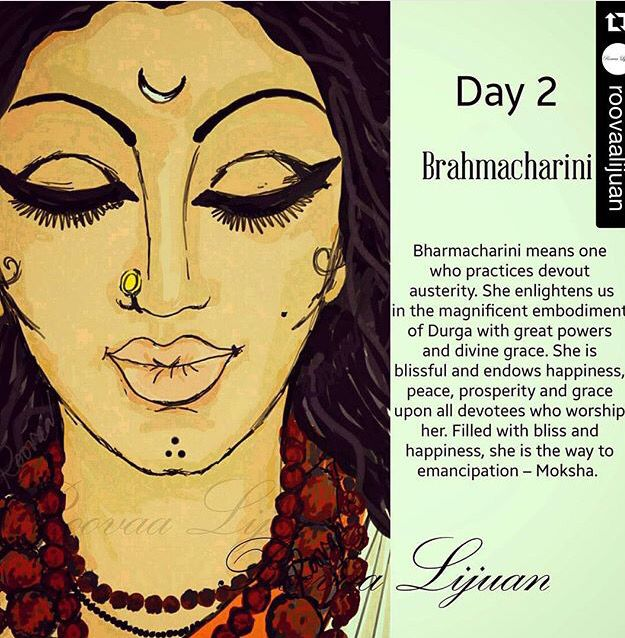 Navratri Day 2