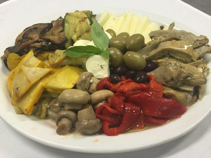 Vegetable Antipasto