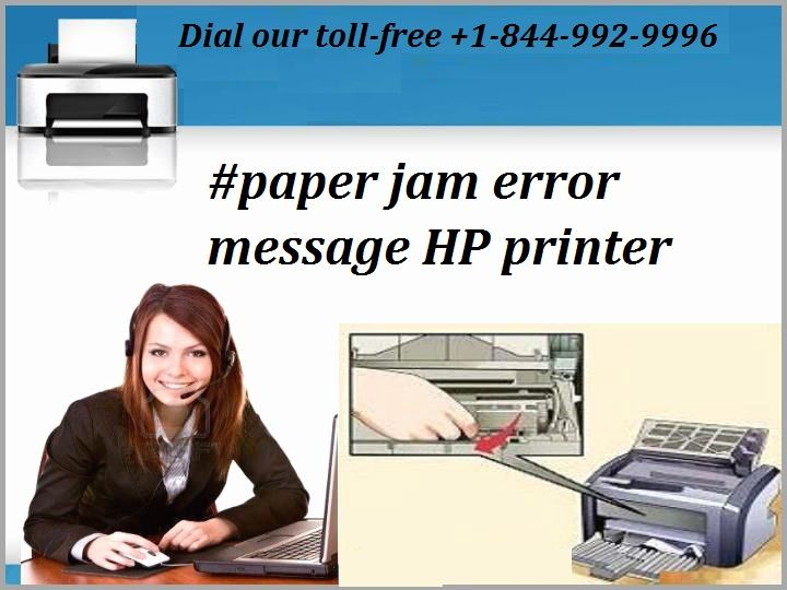 The Hp Printer Paper Jam Can Be Real And Wrong As Well