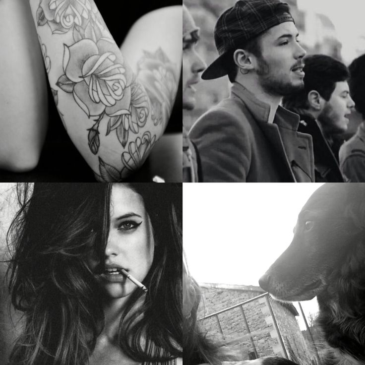 Black & white ~ Best moments