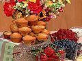 Mixed Berry Muffins - Oprah.com