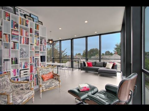 Living Rooms Ideas with Floor to Ceiling Windows