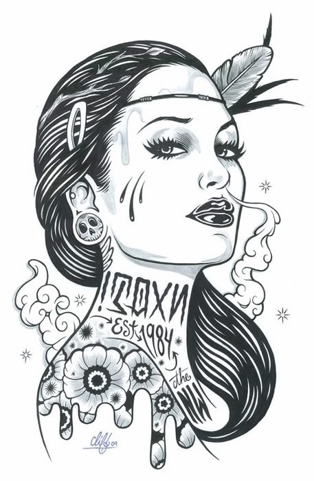 17 best images about chicano tattoos on pinterest
