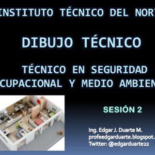 INSTITUTO TÉCNICO DEL NORTEDIBUJO TÉCNICOTÉCNICO EN SEGURIDADOCUPACIONAL Y MEDIO AMBIENTE   TIPOS DE DIBUJO TÉCNICOCon el desarrollo industrial y los avan. http://slidehot.com/resources/dibujo-tecnico-2-para-tecnicos-en-en-seguridad-ocupacional.44105/