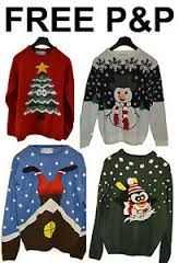 mens novelty christmas jumpers - Google Search