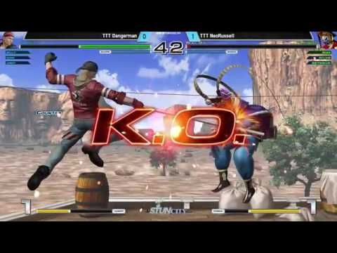 Stun City The King of Fighters XIV Top 8 (15 may 2017)