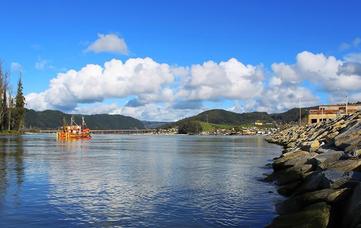 Rio Maule Constitución