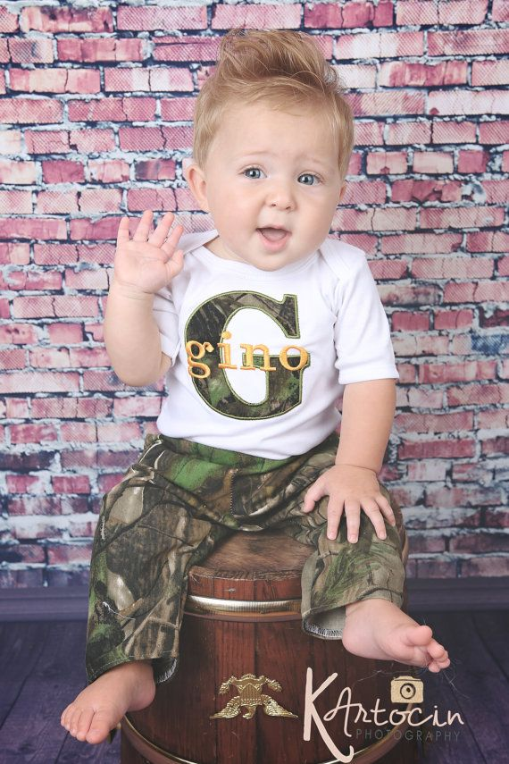 Hey, I found this really awesome Etsy listing at https://www.etsy.com/listing/248812254/baby-boy-clothes-hunters-camouflage