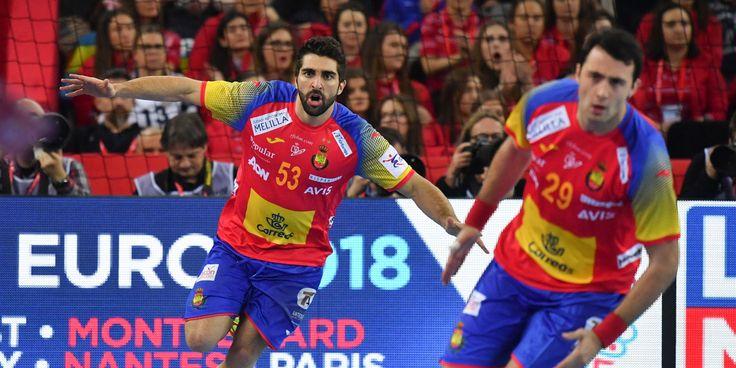 SPORT - Après avoir écarté la France en demi-finale, l'équipe d'Espagne est devenue championne d'Europe de handball dimanche en dominant la Suède.