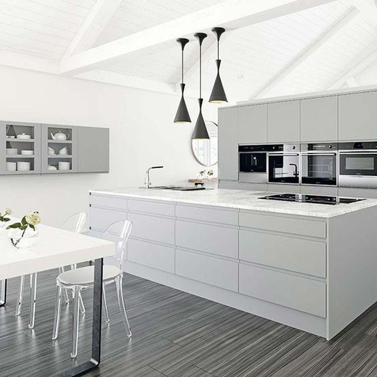 Crown-Imperial White kitchen design ideas ~ http://www.lookmyhomes.com/white-kitchen-design-ideas-10-best-photos/