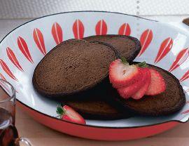Cocoa Pancakes: Vegan Recipes, Pancakes Recipes, Vegans Recipes, Pancake Recipes, Yoga Journal