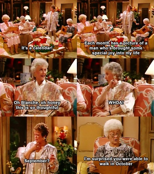The Golden Girls. thank-you-for-being-a-friend