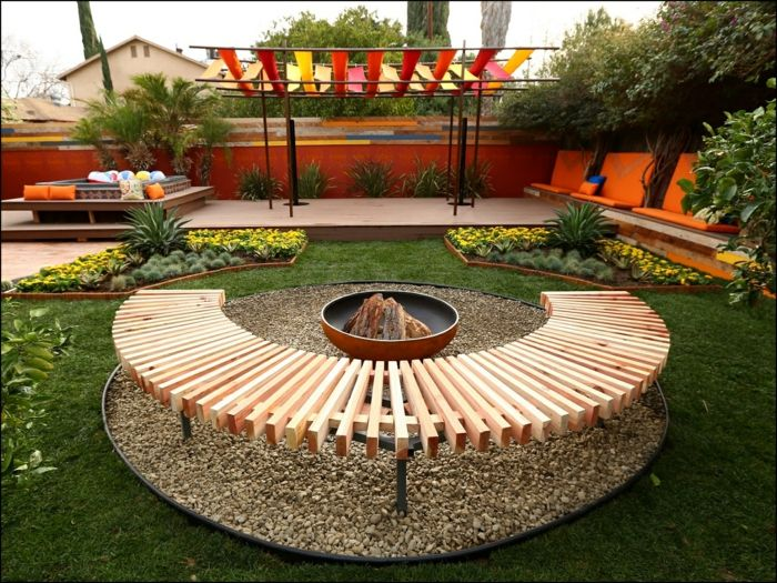 17 best ideas about feuerstelle garten on pinterest | garten, Best garten ideen