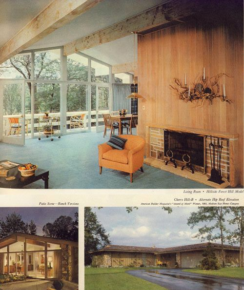 17 Best Images About Mid Century Homes On Pinterest The