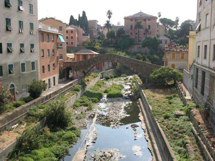 Immagine di https://upload.wikimedia.org/wikipedia/commons/0/01/Ponte_sul_torrente_Nervi,_Genova_2008.jpg.
