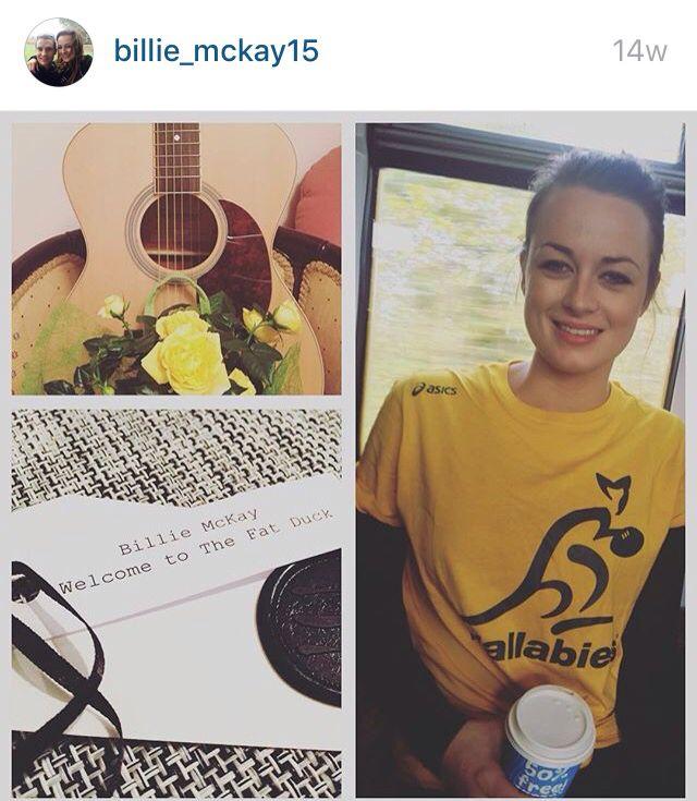 Billy McKay Masterchef Australia season 7 2015 winner