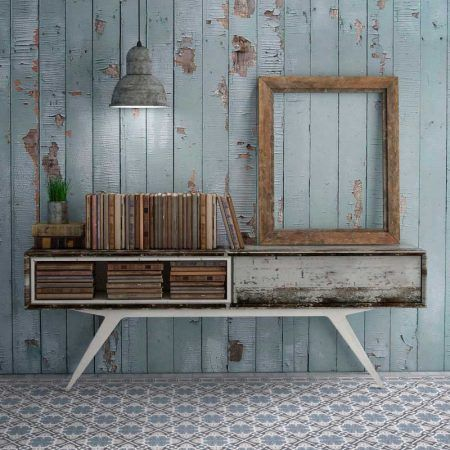 Alfombra diseño clásico ·Modelo Princess_A· #adamaalma #alfombras #vinilo #design #baldosas #baldosashidráulicas #decor #decoración