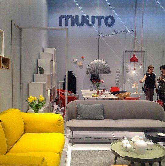 New Nordic Design from Muuto — I Saloni 2014