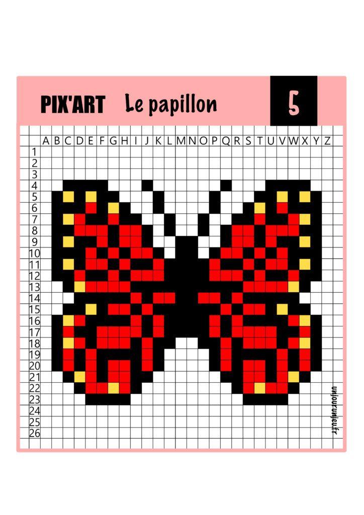 12 Modeles De Pixel Art Animaux A Telecharger Gratuitement