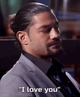 OK ...this just made every single Roman Reigns' fan day