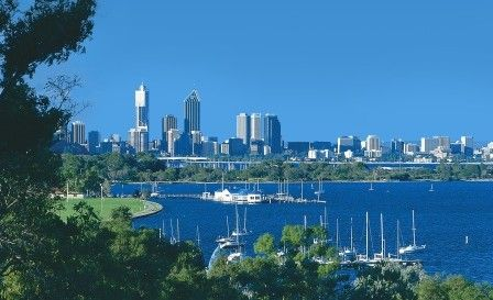 Perth...home from home!