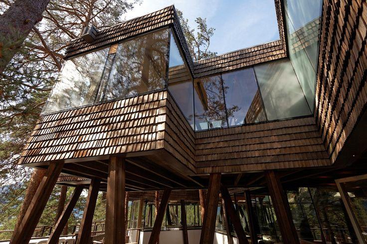 Summer House, Storfjord. Architects: Jensen & Skodvin Arkitektkontor.