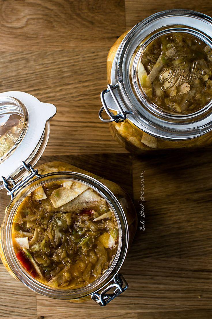 Cómo hacer Kimchi Kimchi, Ramen, Baking, Ethnic Recipes, Street, Food, Korean Food Recipes, Japanese Food, Cooking