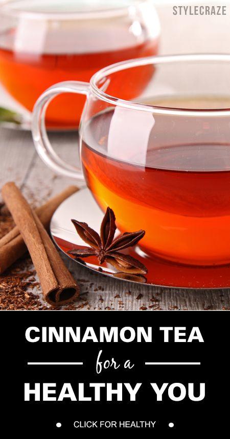 10 Health Benefits Of Cinnamon Tea