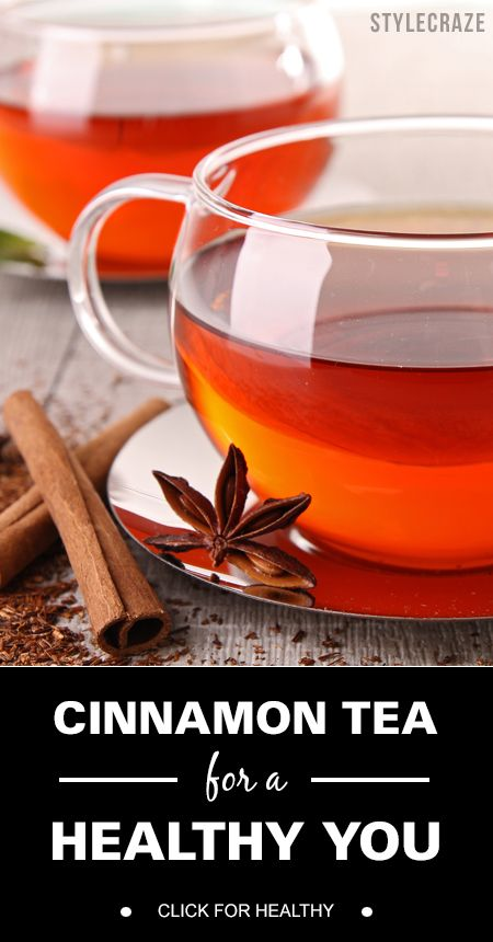 10 Health Benefits Of Cinnamon Tea