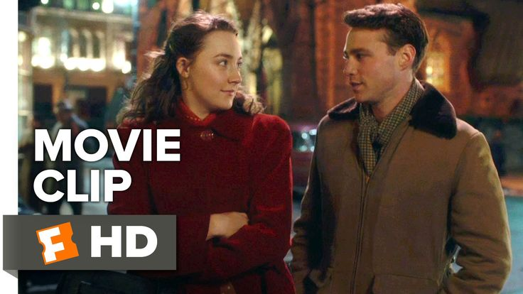 Brooklyn Movie CLIP - You Don't Sound Irish (2015) -  Saoirse Ronan, Emo...