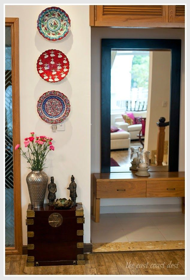the east coast desi: The Oriental Charmer (Home Tour)