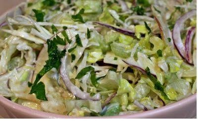 Receptbazár: Mámorító hűsítő saláta