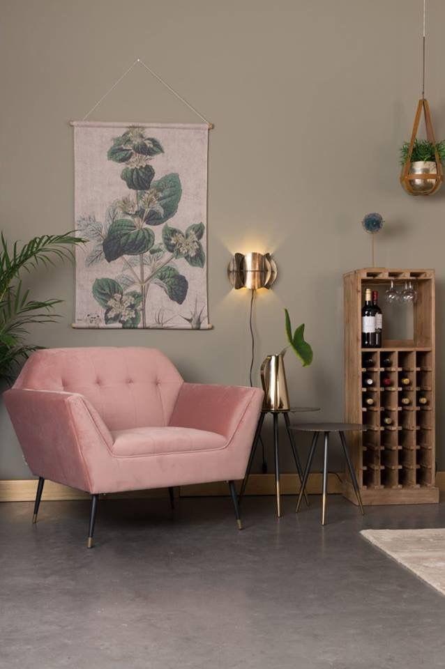 Fauteuil De Salon Et Design Kate D'intérieur DutchboneMobilier 3Rj5A4L