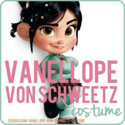 Vanellope von Schweetz is the cute, sassy Sugar Rush glitch from Disney's animated hit Wreck-It Ralph. Looking to create a Vanellope von Schweetz...