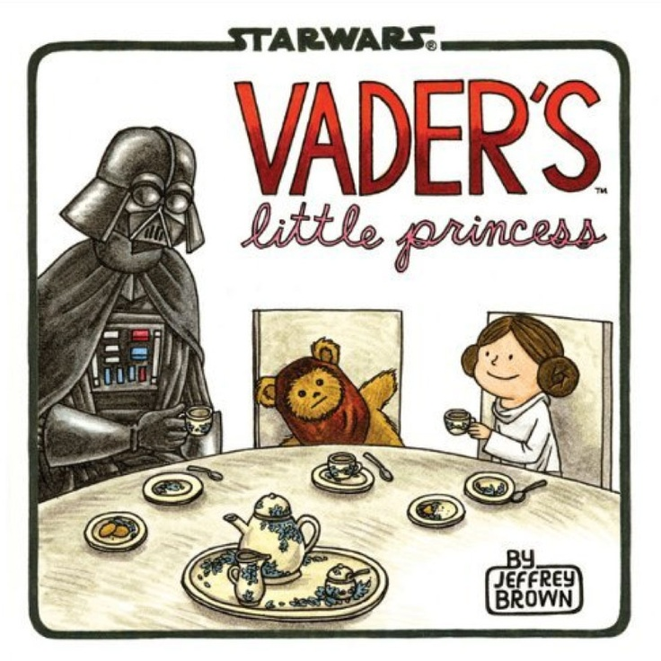 'Darth Vader's Little Princess': Sith Lord no match for teen Leia | Hero Complex – movies, comics, pop culture – Los Angeles Times