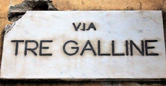 Via Tre Galline (© Umberto Ferreri)