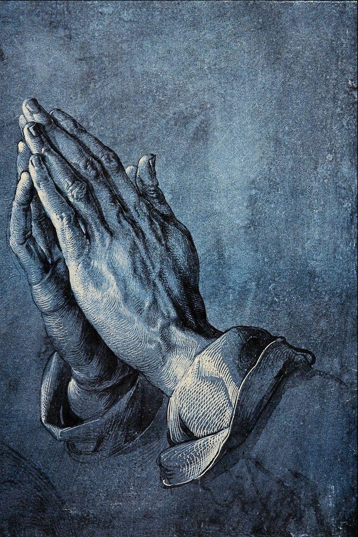 Hands Studies by Albrecht Durer (1471-1528)