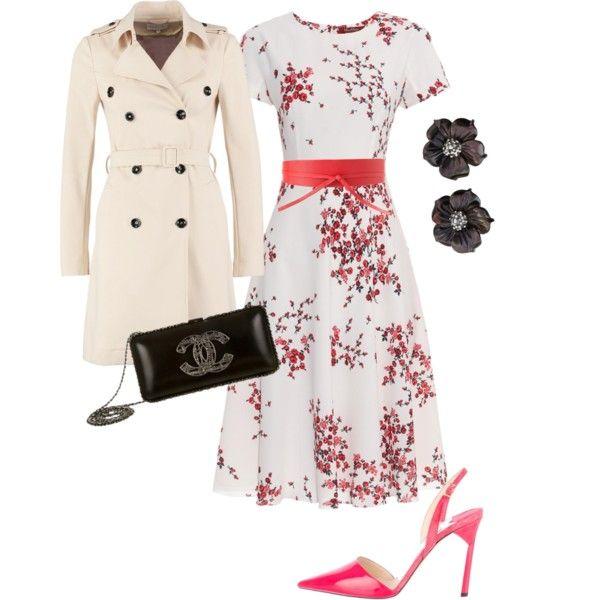A fashion look  featuring MaxMara dresses, Patrizia Pepe coats and Jimmy Choo pumps.