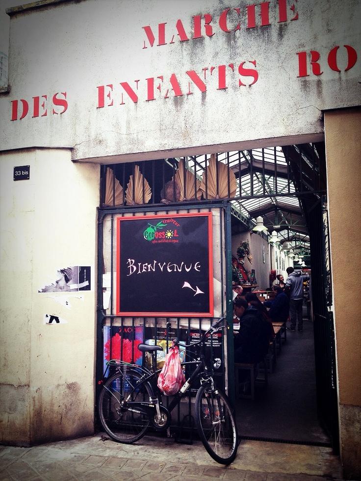 La Recyclerie Paris Caf Ef Bf Bd