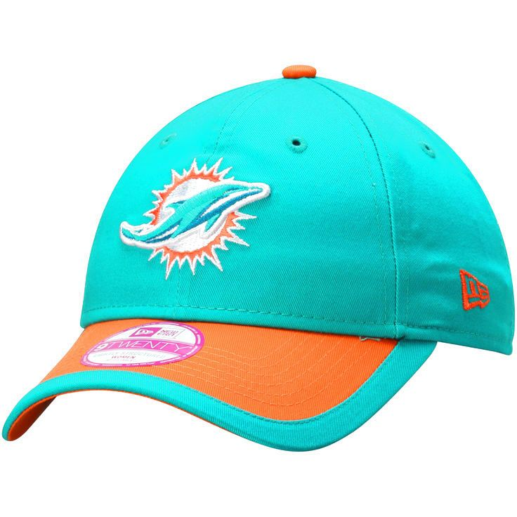 ... where can i buy miami dolphins new era womens sideline plus 9twenty  adjustable hat aqua 18.39 ... 2c0cdb67d